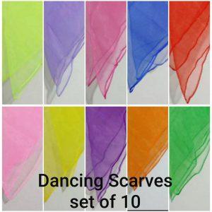 DANCING SCARVES
